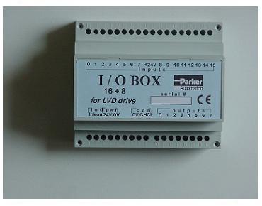 I\O BOX PARKER SBC 135SK\S
