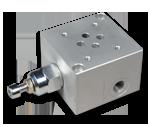 manifold-acciaio Eurofluid Hydraulic