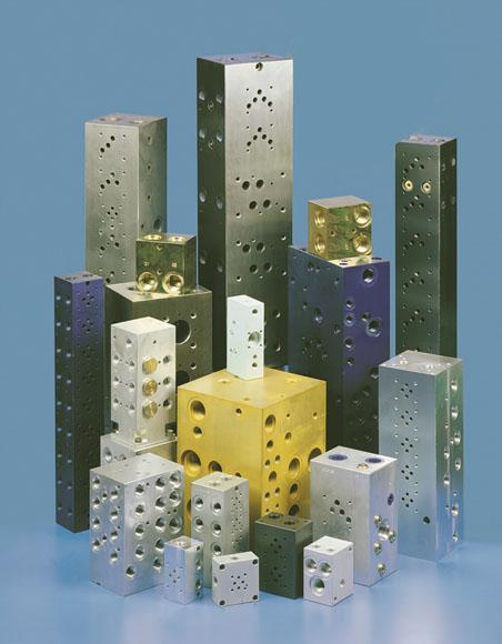 manifold-acciaio eurofuid hydraulic