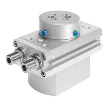 attuatore pneumatico oscillante