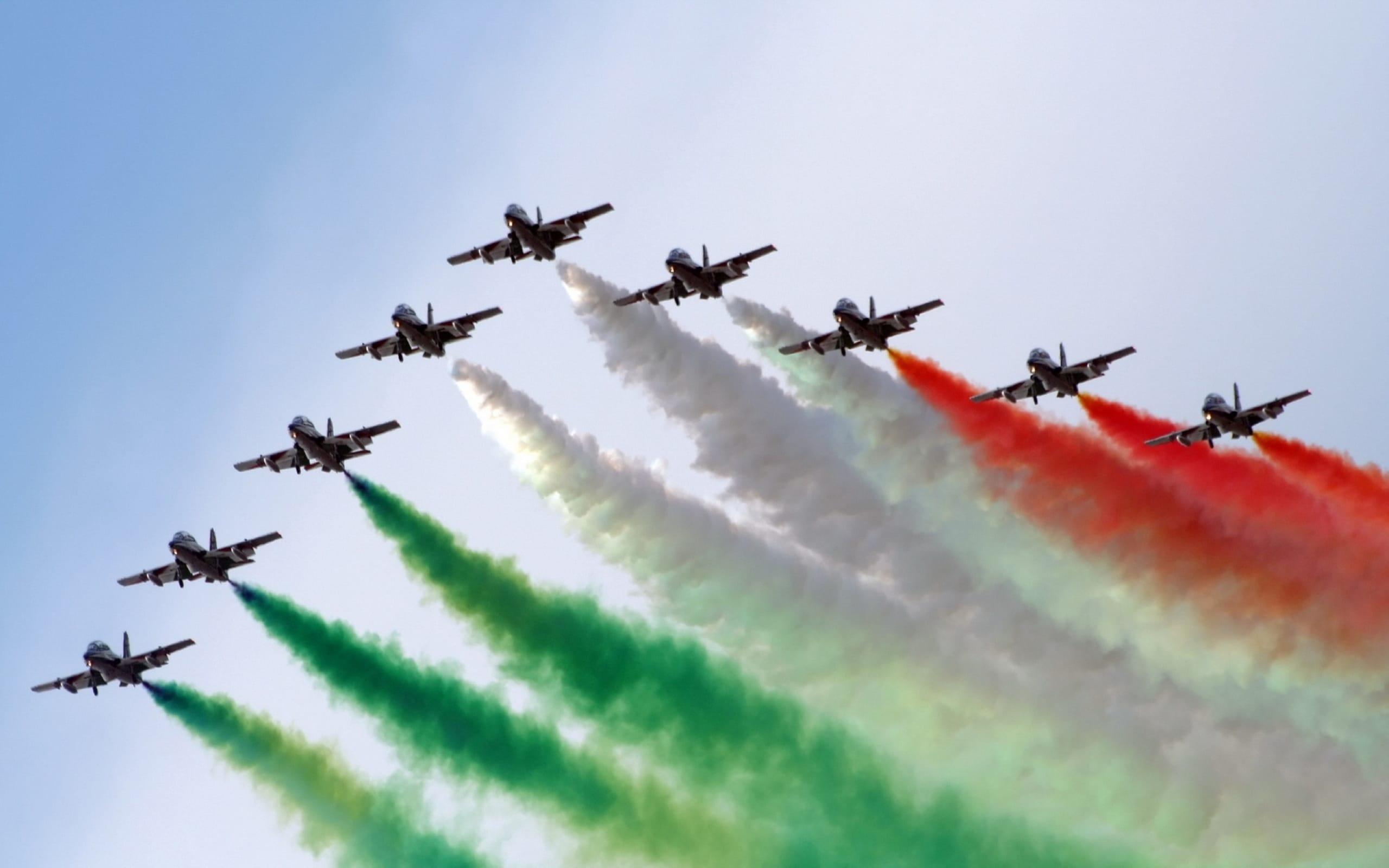 Chiusura Festa della Repubblica Italiana 2020