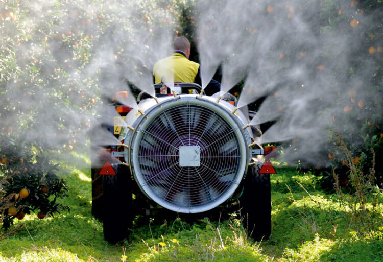 Macchine agricole - Atomizzatore