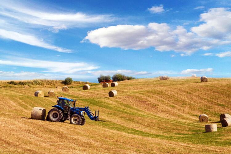 Macchine agricole - Trattore